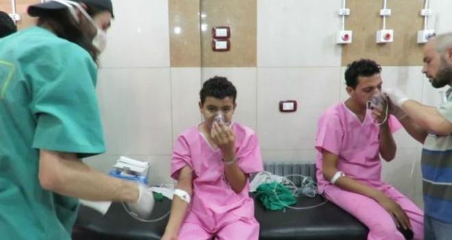 Lính Syria 'tấn công hóa học vào Aleppo'