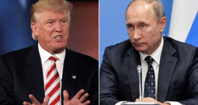Ông Trump: Tổng thống Putin đã 'điều hành nước Nga rất tuyệt!'