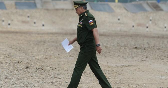 Bộ Ngoại giao Ukraine phản đối chuyến thăm Crimea của ông Shoigu