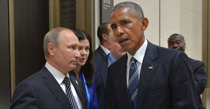 """Báo Mỹ chê Obama, không biết """" bảo vệ lợi ích của đất nước mình"""" như Tổng thống Putin"""