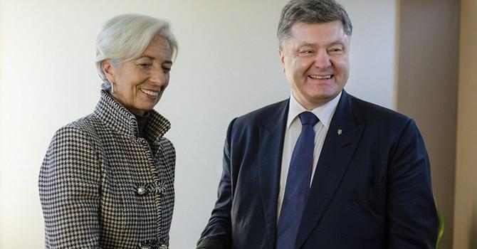 Chưa trả nợ Nga nhưng Ukraine vẫn được IMF cho vay tiền