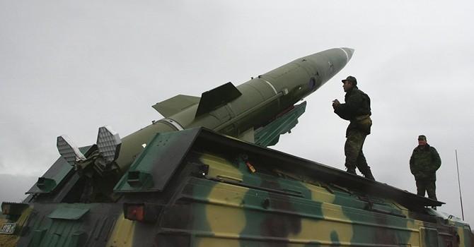 """Báo Mỹ nói về Tochka, tổ hợp tên lửa """"gieo chết chóc"""" của Nga"""