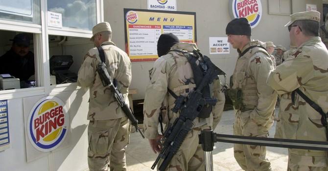 Quân đội Mỹ thất bại trong trận chiến chống béo phì