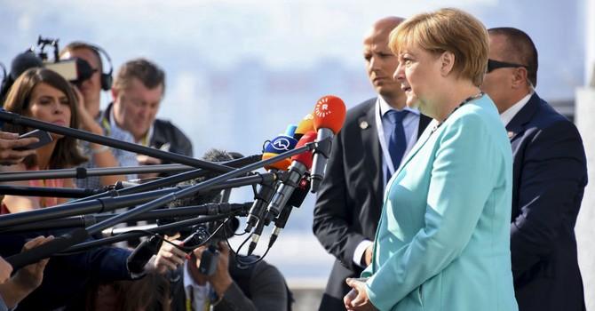 Bà Merkel: Liên minh Châu Âu đang trong tình trạng nguy kịch