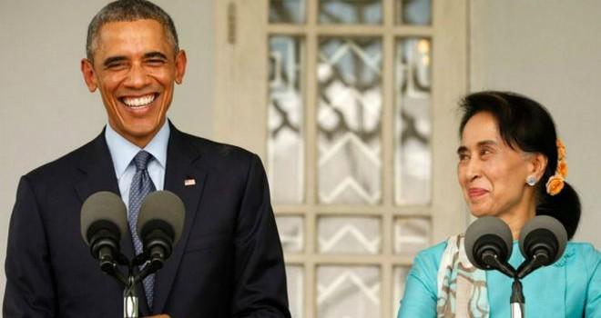 Bất ngờ vì Mỹ bỏ cấm vận Myanmar