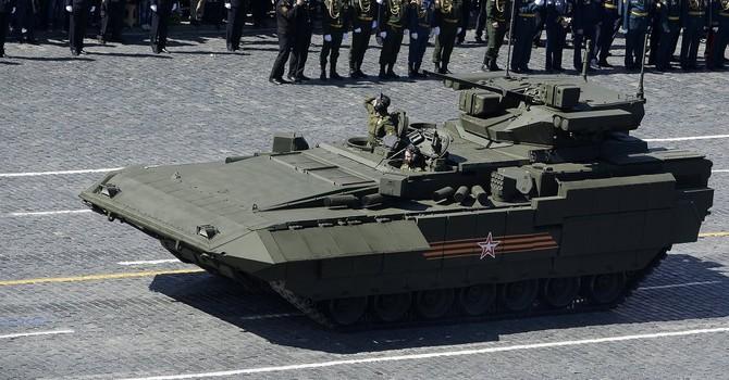 Tại sao T-15 là xe tăng lý tưởng cho chiến tranh hiện đại?