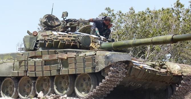 Không quân Nga giúp quân đội Syria đẩy lùi cuộc tấn công của Dzhebhat en-Nusra