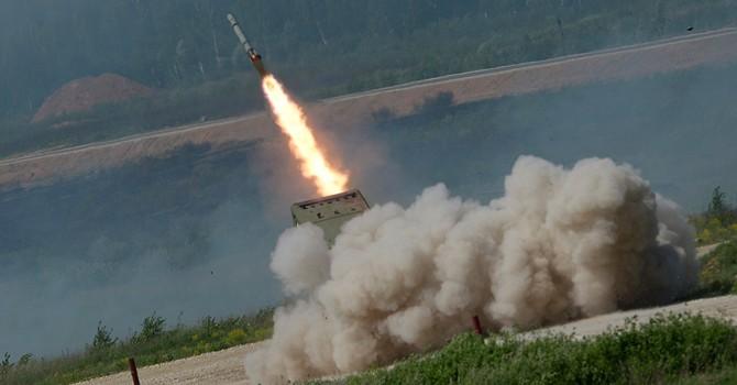 Nga thử nghiệm hệ thống phun lửa tầm xa hạng nặng