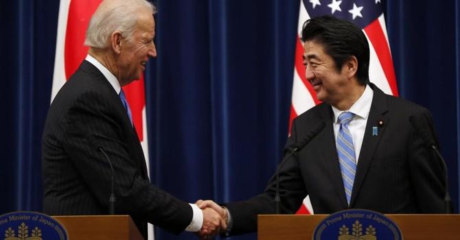 """Mỹ - Nhật đồng lòng trong """"kiến tạo và duy trì một trật tự mới ở Châu Á -Thái Bình Dương"""""""