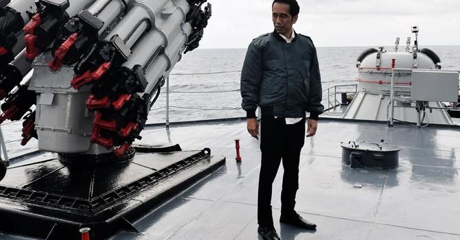 Indonesia 'nhờ' Mỹ giúp nâng cấp căn cứ hải quân ở Biển Đông