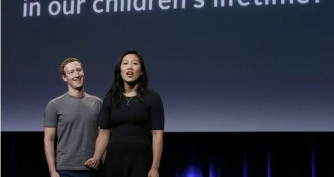 Zuckerberg dành 3 tỷ USD để nghiên cứu 'chữa mọi bệnh tật'