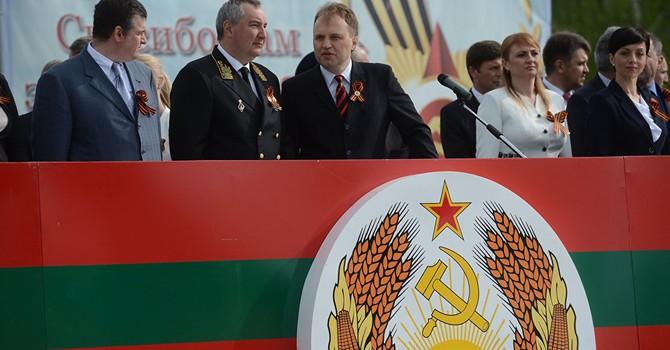 Người đứng đầu Transnistria nói về khả năng sáp nhập với Nga