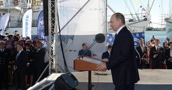 Hơn 80% người Nga hài lòng với những việc mà ông Putin đã làm