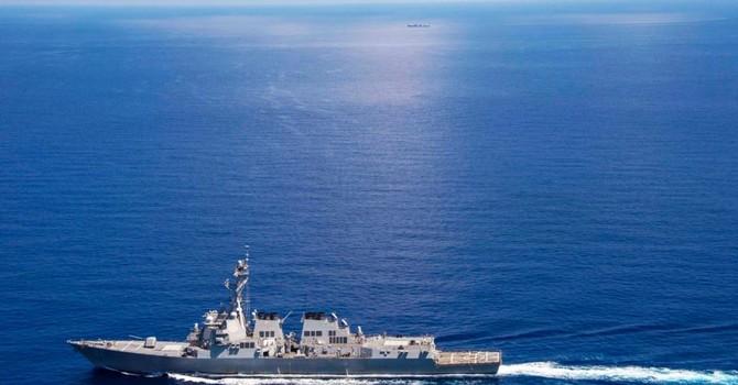 Hải quân Nhật loan báo không tuần tra ở Biển Đông