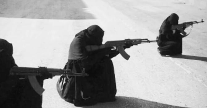 Chiến binh IS chuyển lậu vũ khí ở Syria như thế nào?