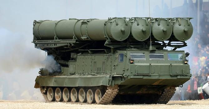 Mỹ không hiểu vì sao Nga chuyển giao hệ thống S-300 cho Syria?