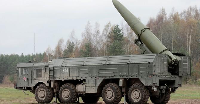 """""""Bố trí Iskander ở Kaliningrad đâu phải là điều gì bí mật?"""""""
