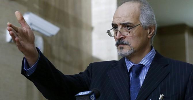 """""""Mỹ đang lừa dối dư luận về tình hình Syria"""""""