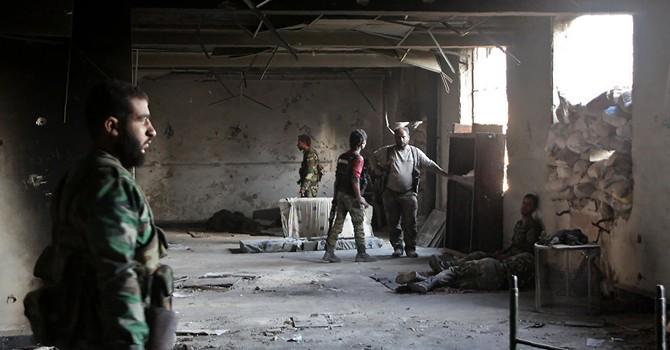 Nguy cơ Nga và Hoa Kỳ đối đầu ở Syria sẽ gia tăng cuối năm nay