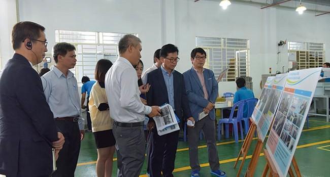 Doanh nhân Việt với chuỗi cung ứng