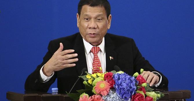 Thượng nghị sĩ Philippines kêu gọi điều tra ông Duterte vì tội giết người