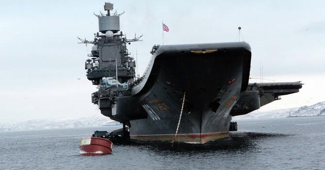Nga rút yêu cầu nhập cảnh đội tàu của mình tại cảng Tây Ban Nha