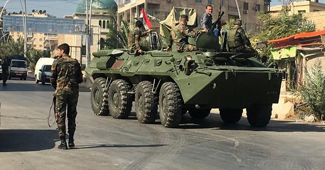 Phiến quân xả súng vào hành lang nhân đạo ở Aleppo