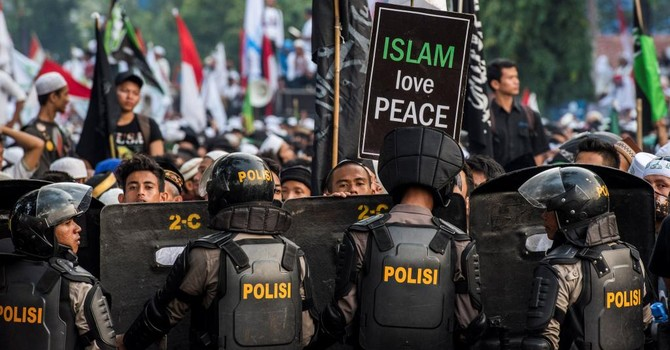 Tổng thống Indonesia hoãn đi Úc do bạo động