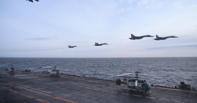 Tàu Nga chuẩn bị giáng đòn 'sấm sét' vào chiến binh ở Aleppo