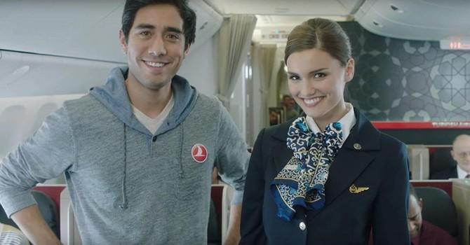 Xem video hài hước của Turkish Airlines khiến 1,5 triệu người 'chết mê'