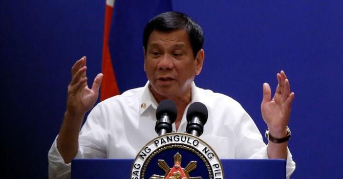 Ông Trump đắc cử, Tổng thống Philippines nói không muốn cãi vã với Mỹ nữa