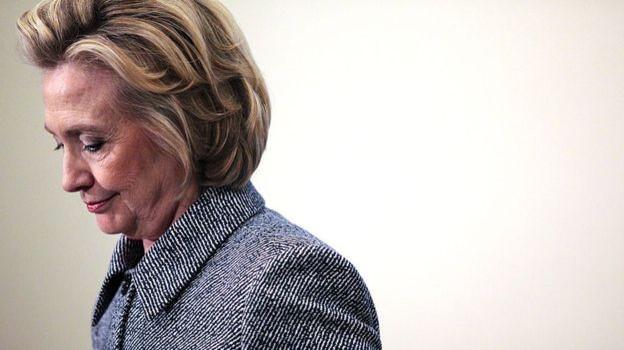 Vì sao bà Hillary Clinton thất bại?