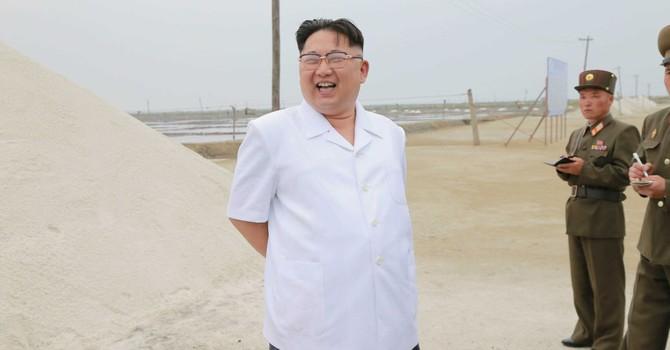 """Trung Quốc cấm gọi ông Kim Jong-un là """"Kim Mũm mĩm Đệ tam"""""""