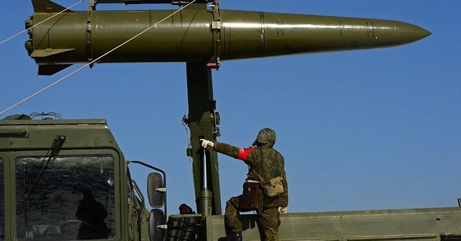 Nga hiện đại hóa tên lửa Iskander-M