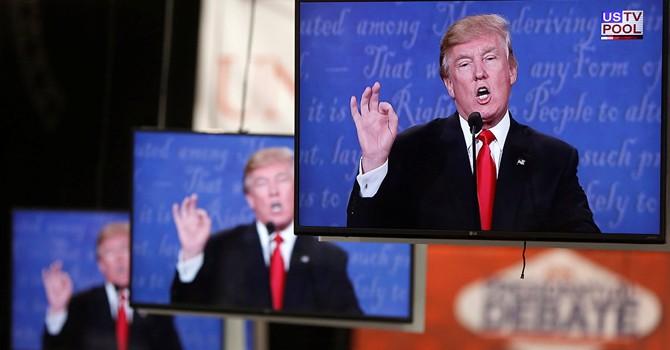 Lối đưa tin tiêu cực của truyền thông Mỹ đã giúp ông Trump giành phần thắng