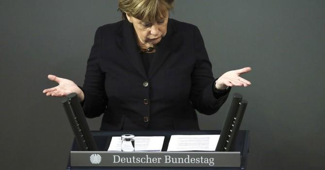 """Báo Đức: Khi Hoa Kỳ và Nga phát biểu, nước Đức """"nên im lặng"""""""
