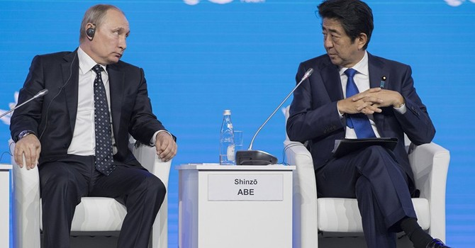 Liệu ông Putin có mang món quà Kuril đến Tokyo?