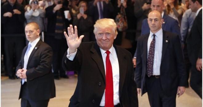 Ông Trump phủ nhận xung đột lợi ích chính trị và kinh doanh