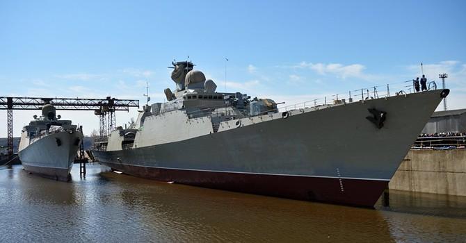 """Việt Nam sẽ nhận hai tàu khu trục """"Gepard"""" đúng kế hoạch"""