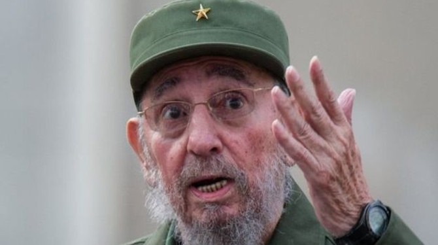 Ông Fidel Castro qua đời