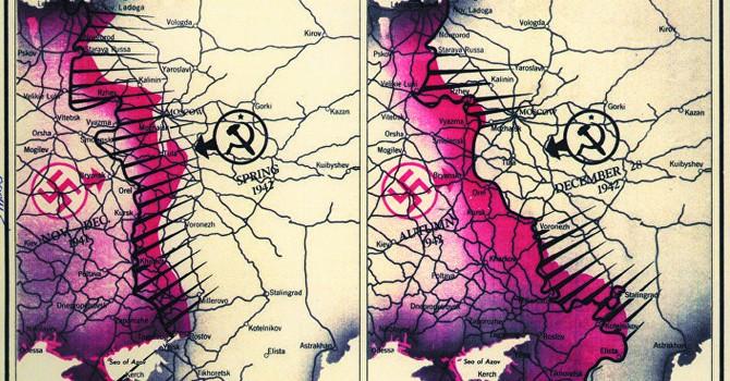CIA công bố hàng chục bản đồ và ảnh bí mật