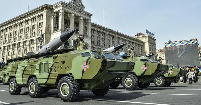 Hé lộ chi tiết cuộc tập trận tên lửa dự kiến ngay 'sát nách' Crimea của Ukraine