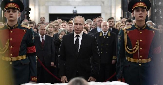"""""""Vụ ám sát Đại sứ Nga tại Ankara sẽ không thể cản trở quan hệ Nga-Thổ Nhĩ Kỳ"""""""