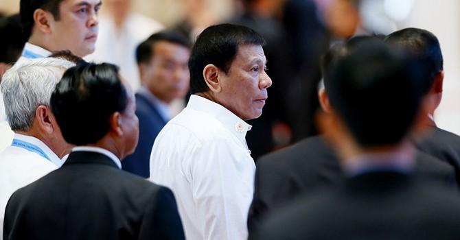 """Mỹ bác bỏ tin """"âm mưu lật đổ Tổng thống Philippines""""?"""