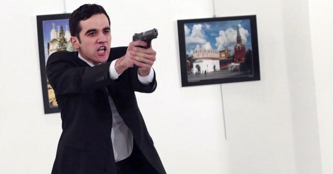 Bộ Ngoại giao Thổ Nhĩ Kỳ: Kẻ sát hại Đại sứ Nga có liên quan tới Fethullah Gulen
