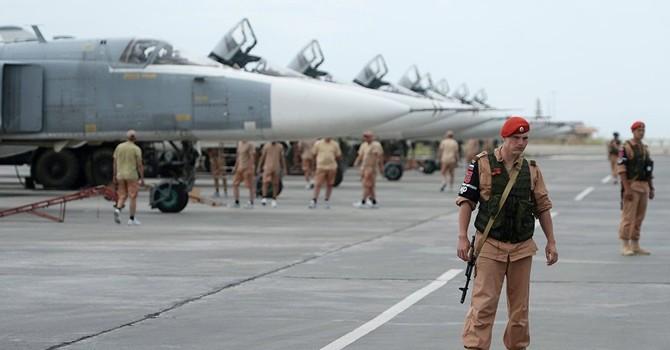Không quân Nga đã thay đổi tiến trình cuộc chiến chống khủng bố ở Syria