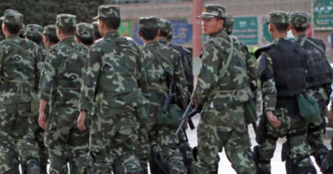 Trung Quốc siết chặt kiểm soát biên giới Tân Cương vì sợ khủng bố