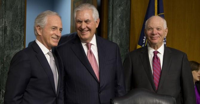 Ông Tillerson điều trần trước Thượng viện về Nga và NATO