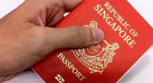 """Hộ chiếu Singapore trở thành """"quyền lực nhất thế giới"""""""