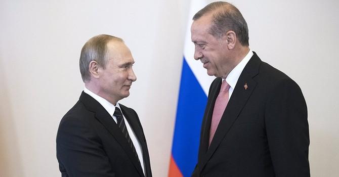 Điện Kremlin nói gì về chủ đề cuộc gặp Putin-Erdogan sắp tới?